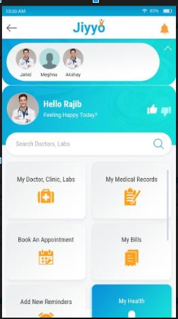 Jiyyo Patient App