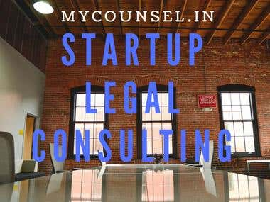 Startup Legal Consulting