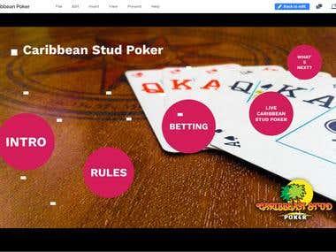 Prezi Poker Project