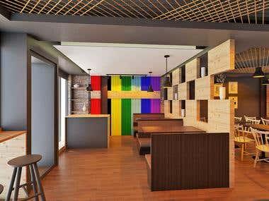 Restaurant Rainbow Bridge Cuisine