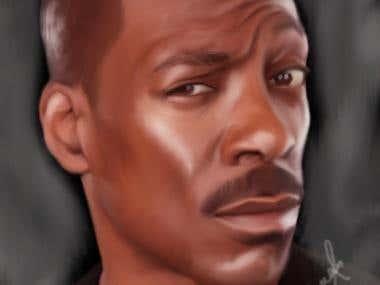 Oil Painting style Digital Realistic Portrait
