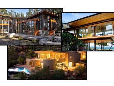 Creative Houses.