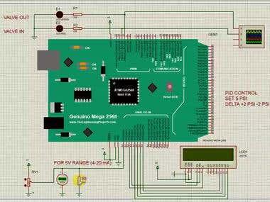 Arduino simulation