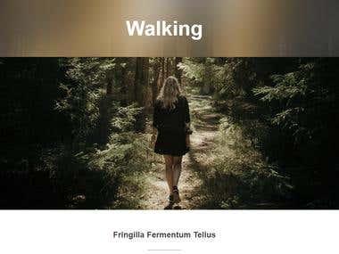 Website Walking