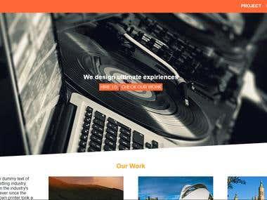 Website Practice