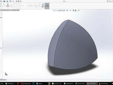Modeling of Spheroform