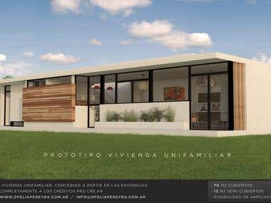 Residencial proyect