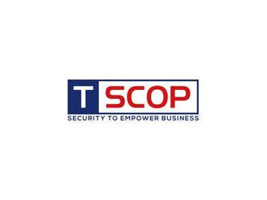 T-SCOP-LOGO-DESIGN-WITH-SLOGAN