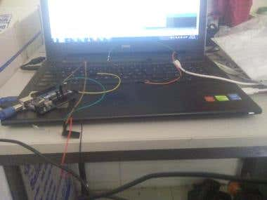 Remote controlling of Air conditioner