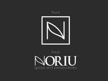 Noriu spices and preservatives logo