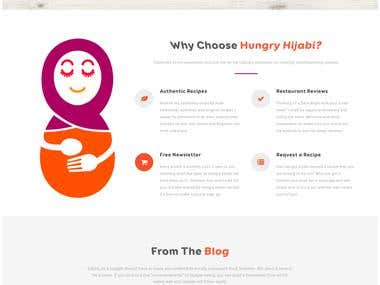 Hungry Hijabi