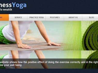 Fitness yoga Search Engine Optimization