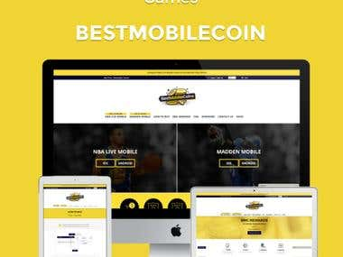 Best Mobile Coins Shopify