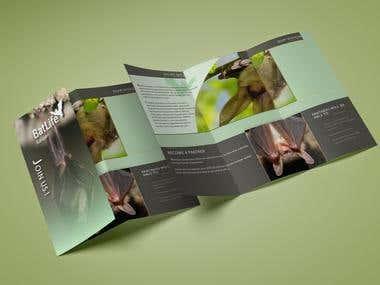 Leaflets, broshures