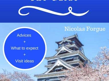 Cover ebook Japan Guide