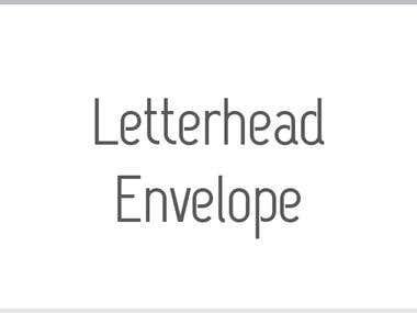 Letterhead & Envelope Design