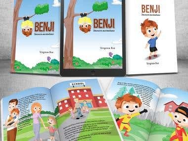 Children's picture book for Amazon KDP paperback and Kindle