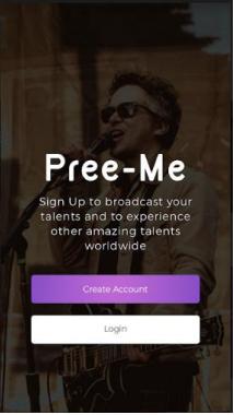 Pree-Me App