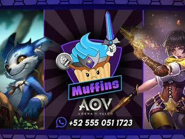 Facebook Cover, Arena of Valor