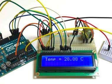 temprature sensor