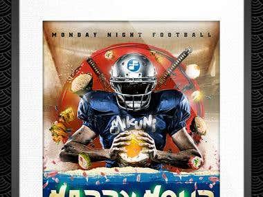 Mikuni Poster Designs
