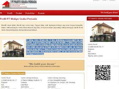 PT Wahyu Graha Persada (http://www.wahyugraha.com/ )