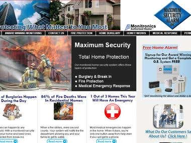 Security Device company website