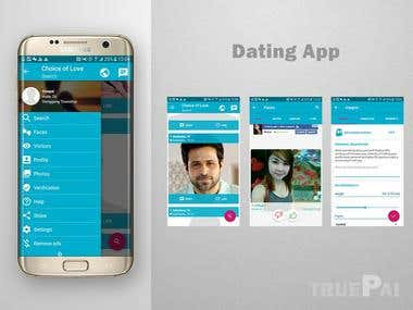 React Native Dating APP