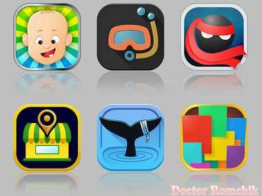 Icons for Apps 2