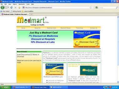 Medmart - Medical Discount Card Portal