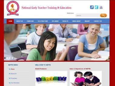 Nette Website