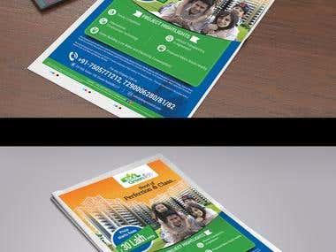Newpaper Ad Design