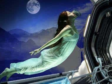 Artwork - Lucid Dreaming