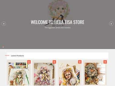 Web Store Project