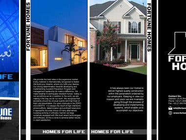 Brochure, leaflet, Print Ads
