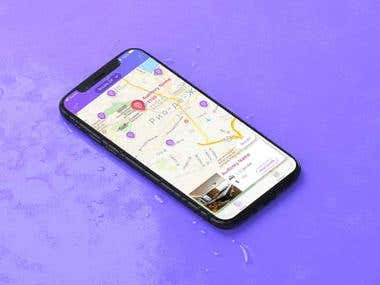 Hotels booking app