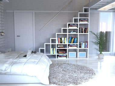 Roof Guest Room