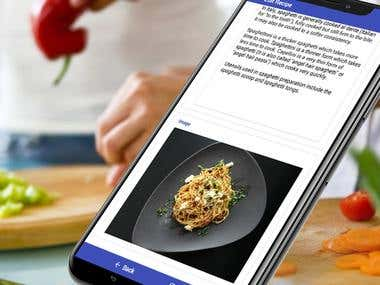 Chefs book (React Native)