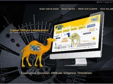 A website for one of our prestigious client...