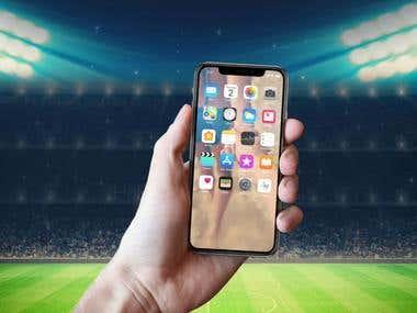 Social Media App for Football Fans