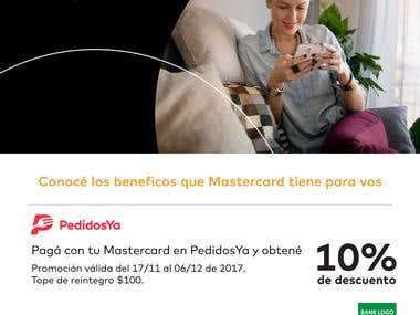newsletter for mastercard argentina