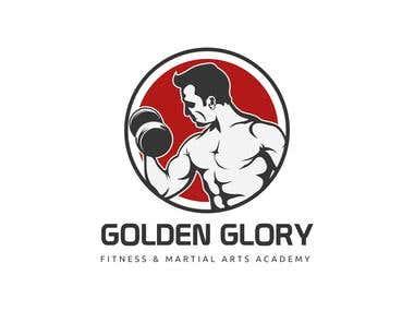 Gym & Fitness Logo Design