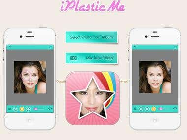 iPlastic iPhone app