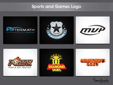 Sports and Games Logo
