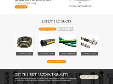 http://www.hydraulichose.in - Wordpress