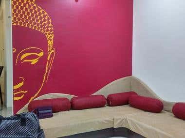 Interior Makeover For Mr. Utkarsh Vyas Indore India