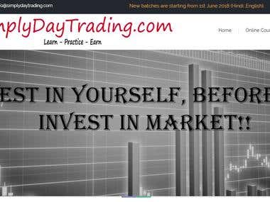 Simply Day Trading