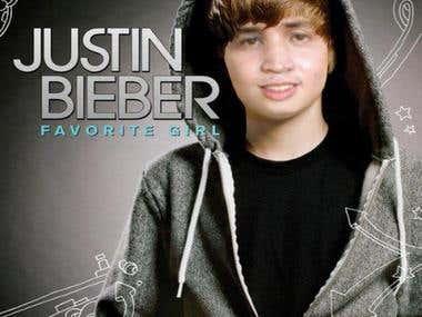 Edited Justin Bieber