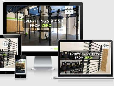 Site Crossfit Official partner