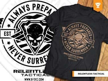 Relentless Tactical T-Shirt